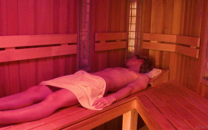 Huis het Einde finse sauna